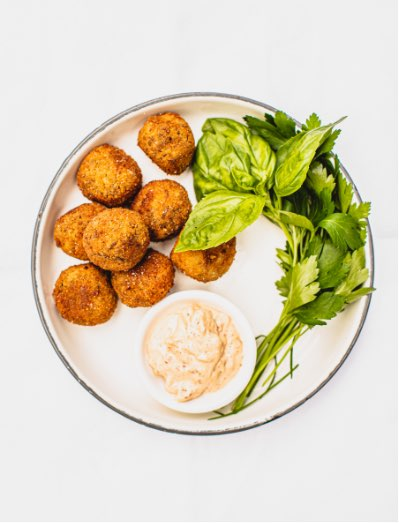 plant based meatballs